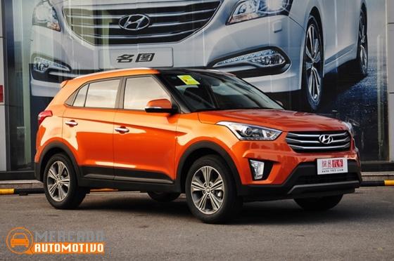 Novidade para 2017: Hyundai Creta (ix25) será nacional em 2017